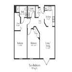 Large Two Bedroom1