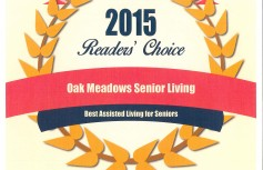 2015 Best Assisted Living
