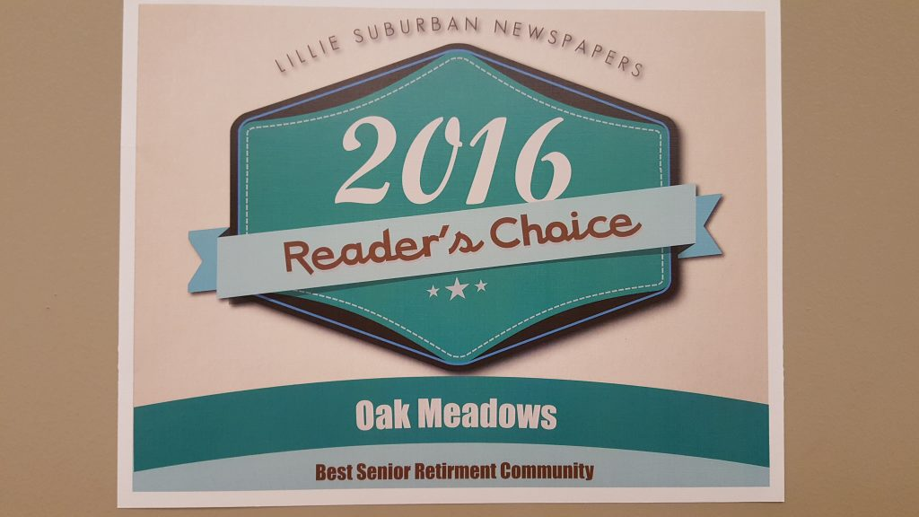 "Since 2001 we have been voted ""Best"" from the Lillie News Voters"